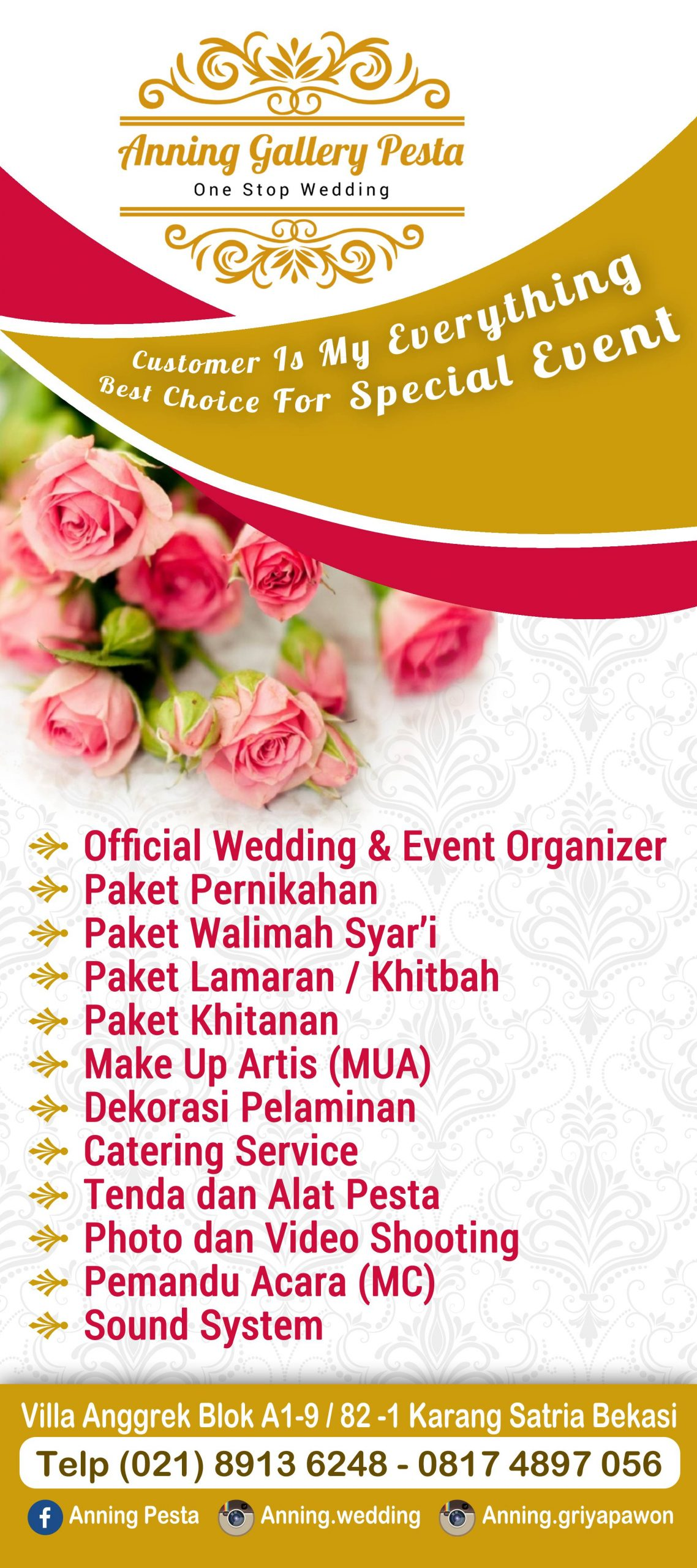 wedding organizer