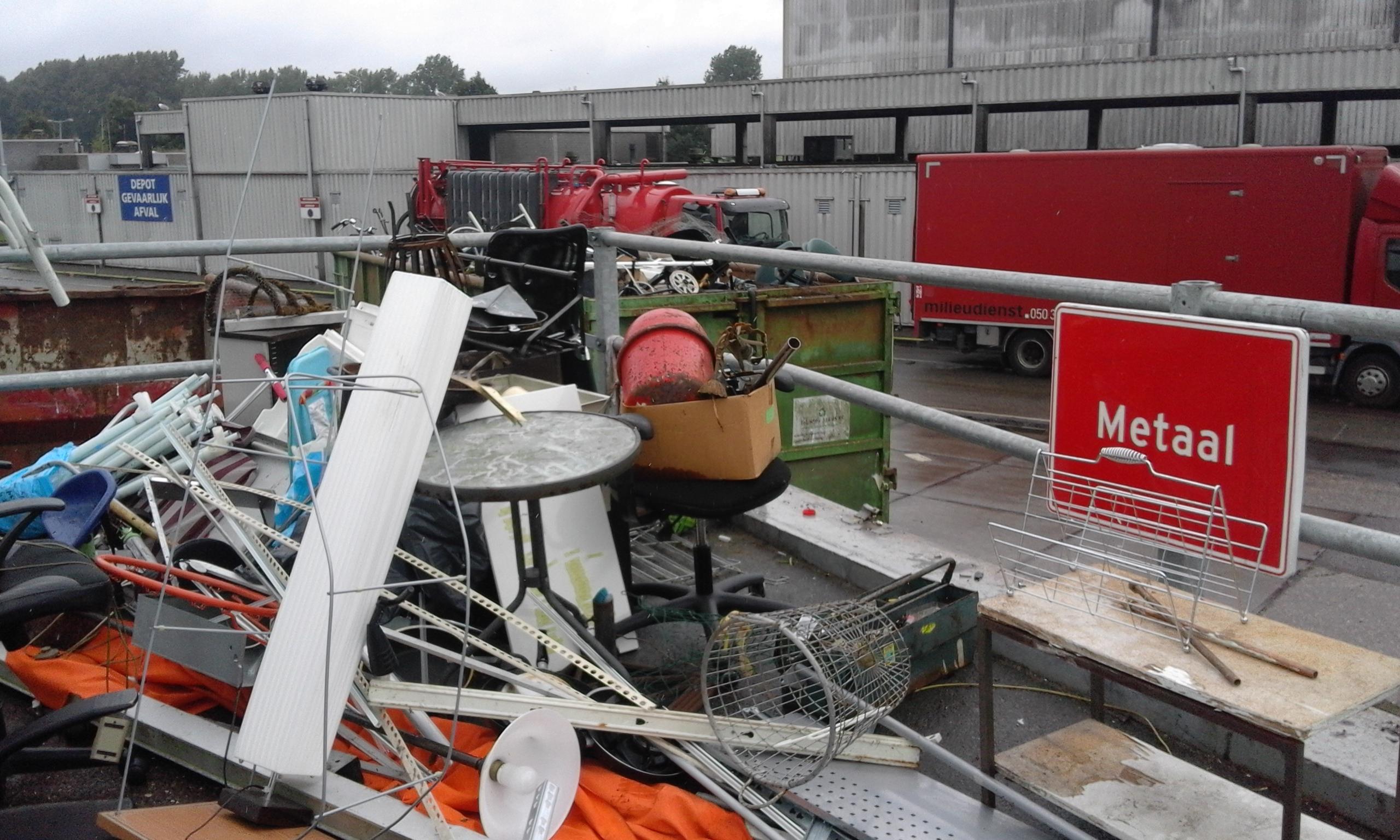 Negara Pengolah Sampah Terbaik Sedunia